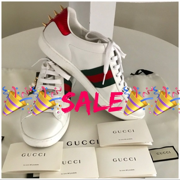 0a02d89c0fb Gucci Shoes - 🎉🎉Gucci sneakers🎉🎉